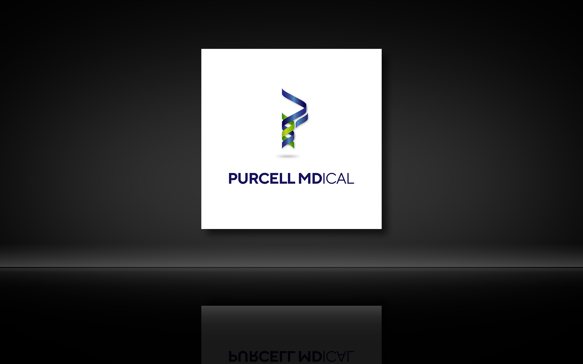 Purcell MDical Logo by Graham Hnedak Brand G Creative gallery addition 03 June 2019.jpg