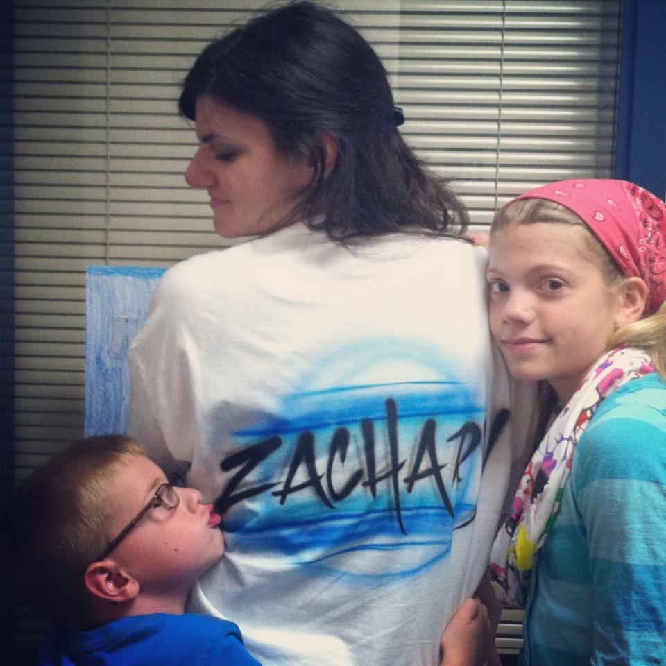 Loving Zach