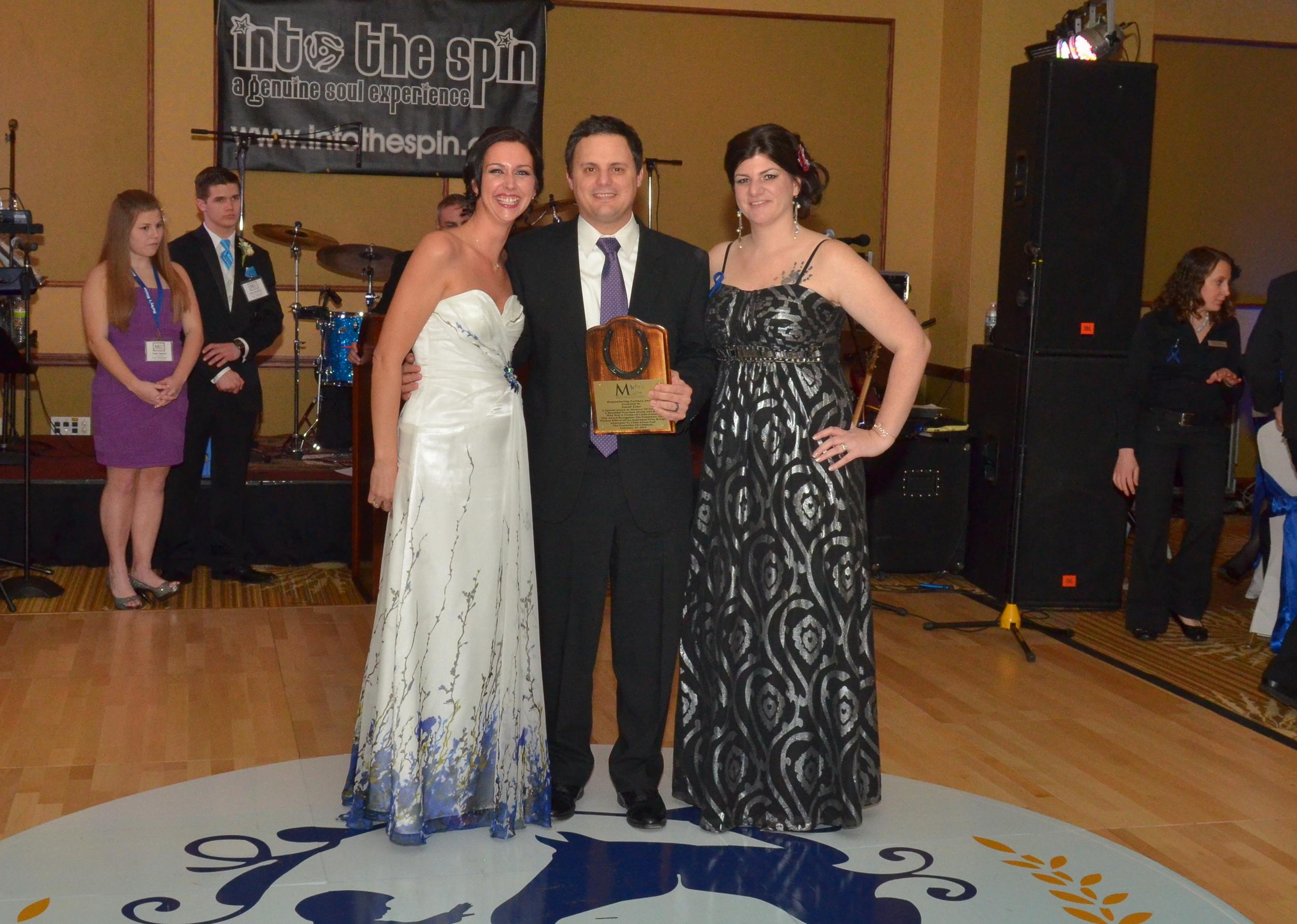 2013 Award Recipient