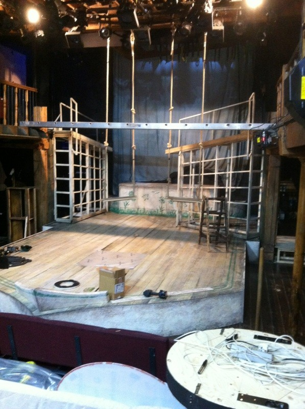 Neverland takes shape