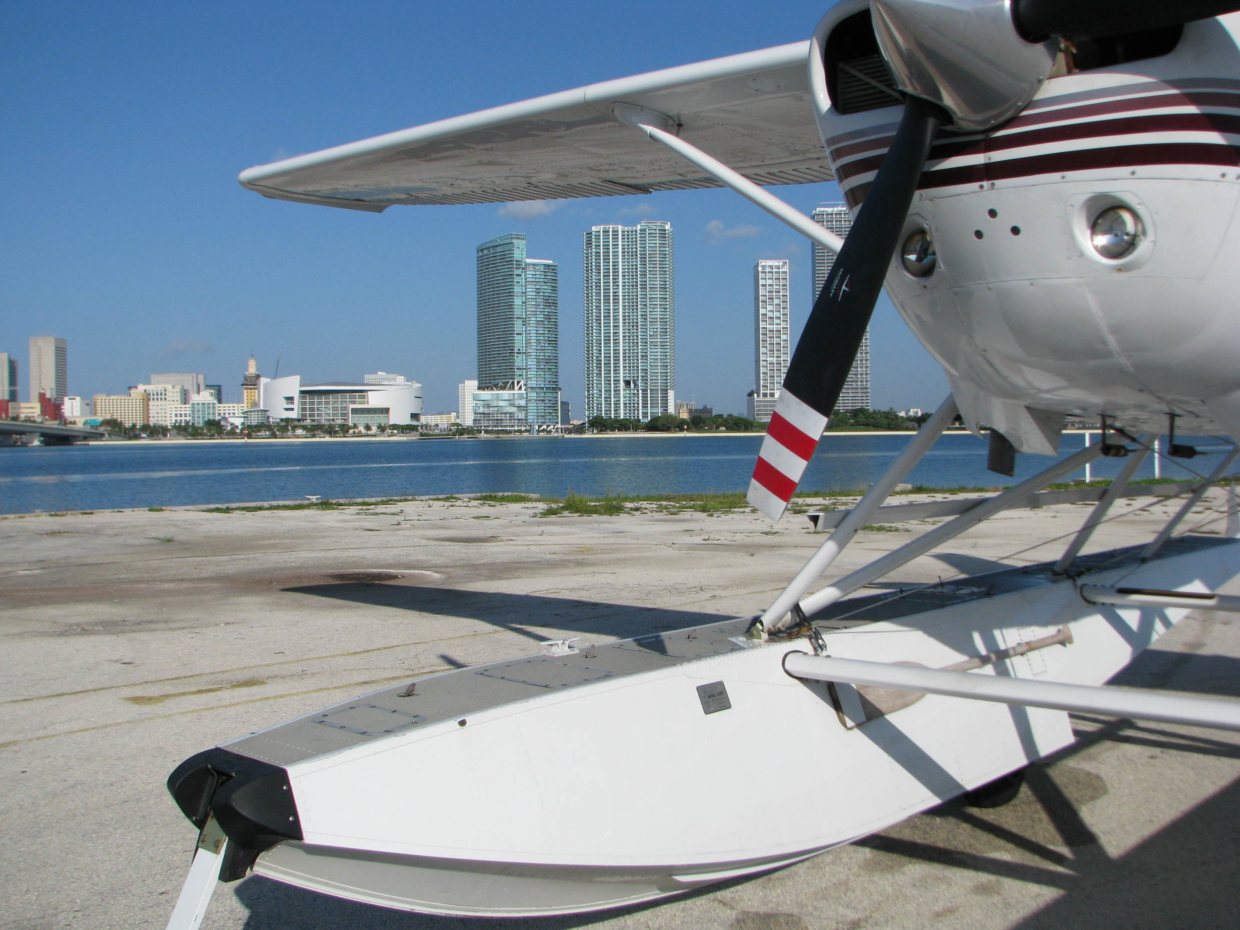 We are currently planning a sea plane adventure.