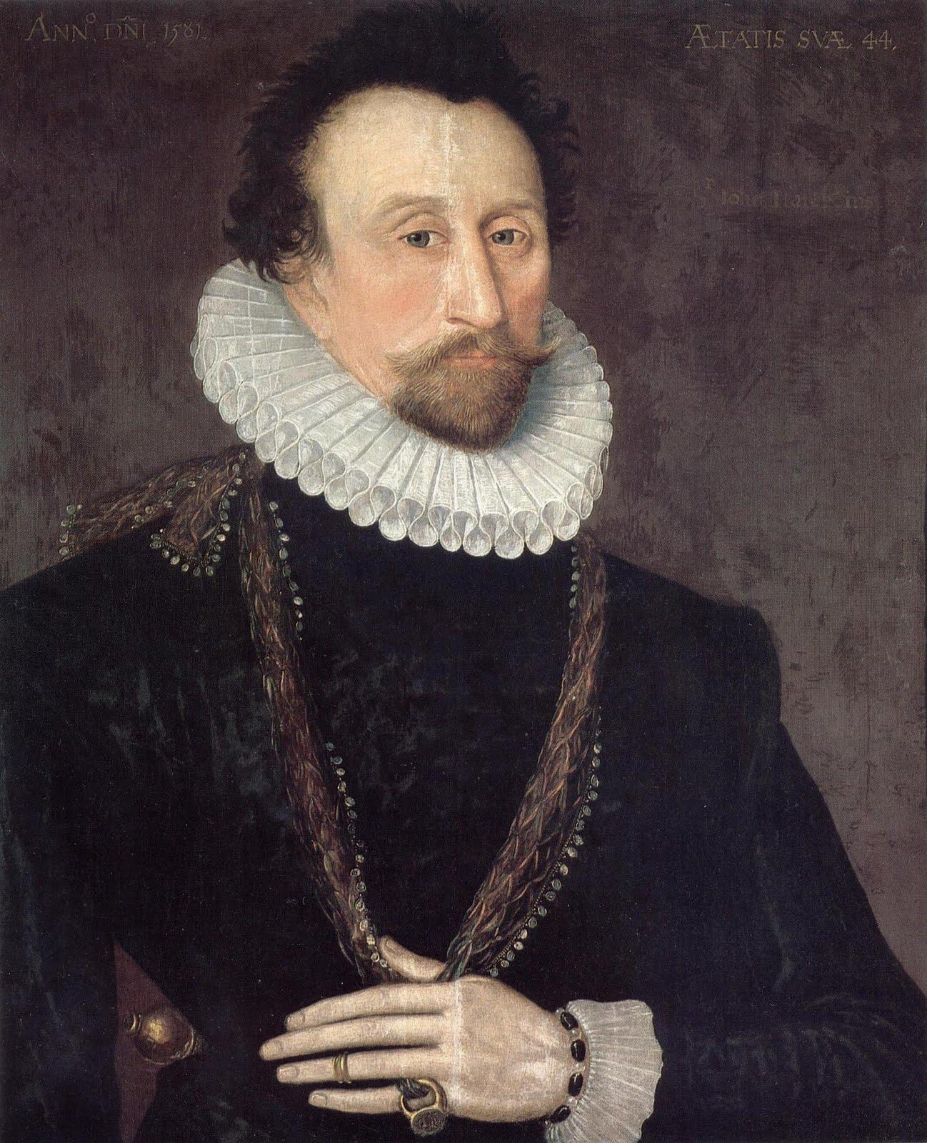 Privateer John Hawkins