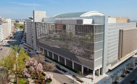 headquarters of the world bank.