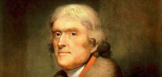 Click on the image and read the Smithsonian article:  How Thomas Jefferson Created His Own Bible