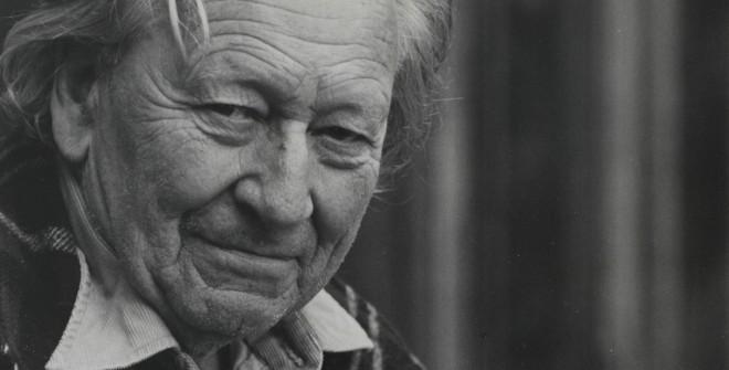 Portrait of Gregory Bateson