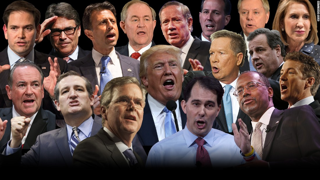 These clowns are going to inspire the world to do what it takes to improve our world, or not.