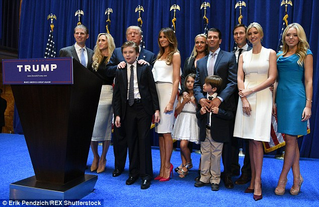 this may be the last first family we have in the united states.