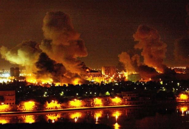 Baghdad- March 13, 2003