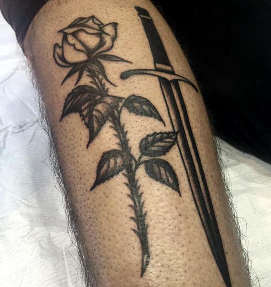 rose and dagger.JPG