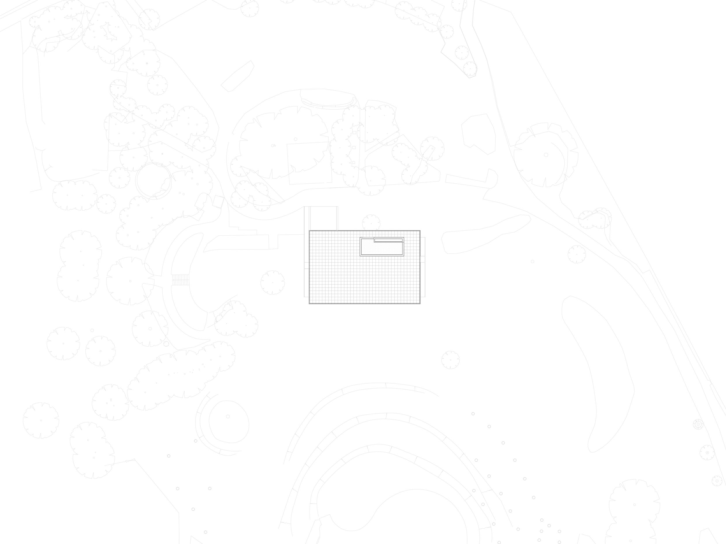 A Beautiful House Competition | Site Plan