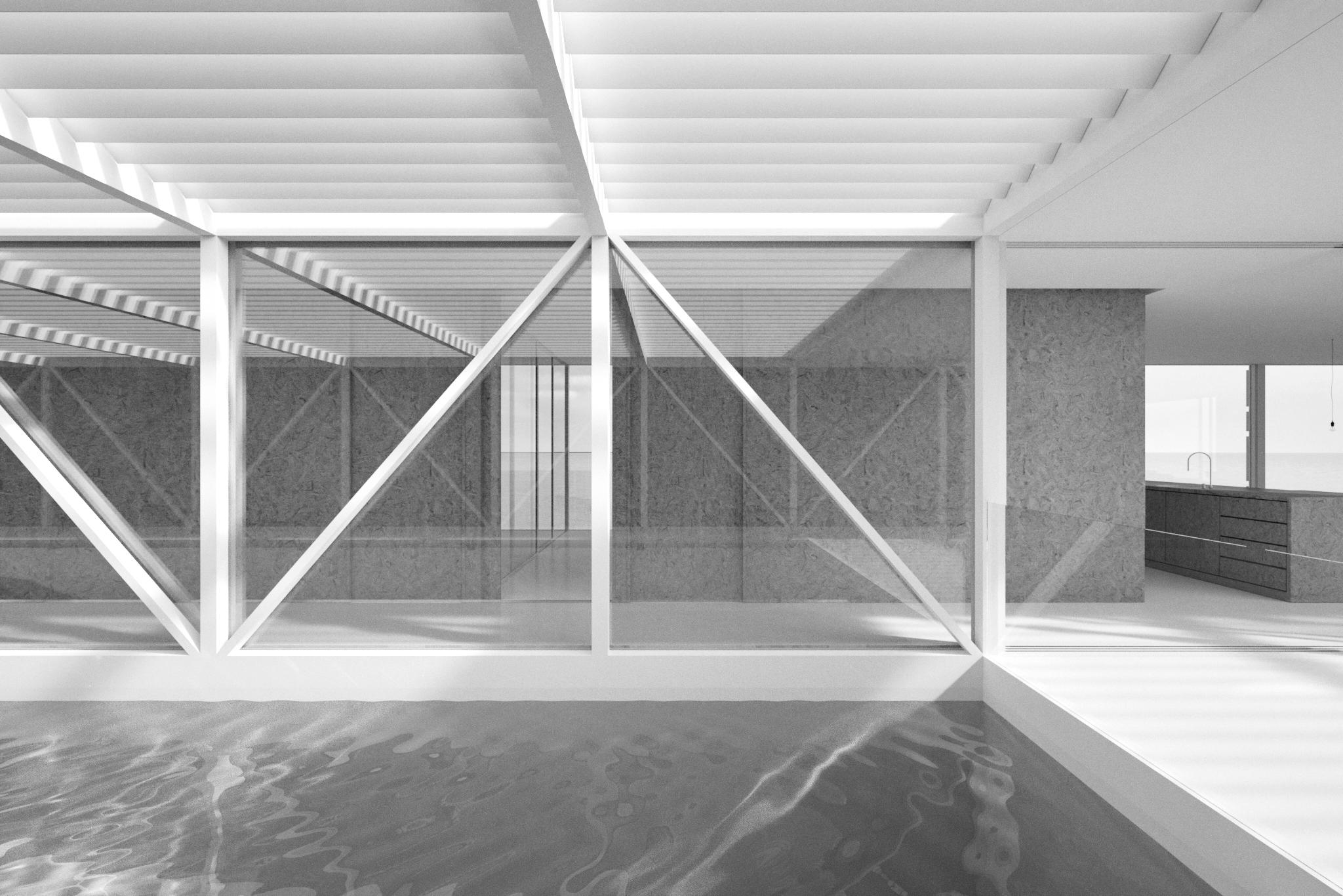 Bondi Beach House Competition | Pool