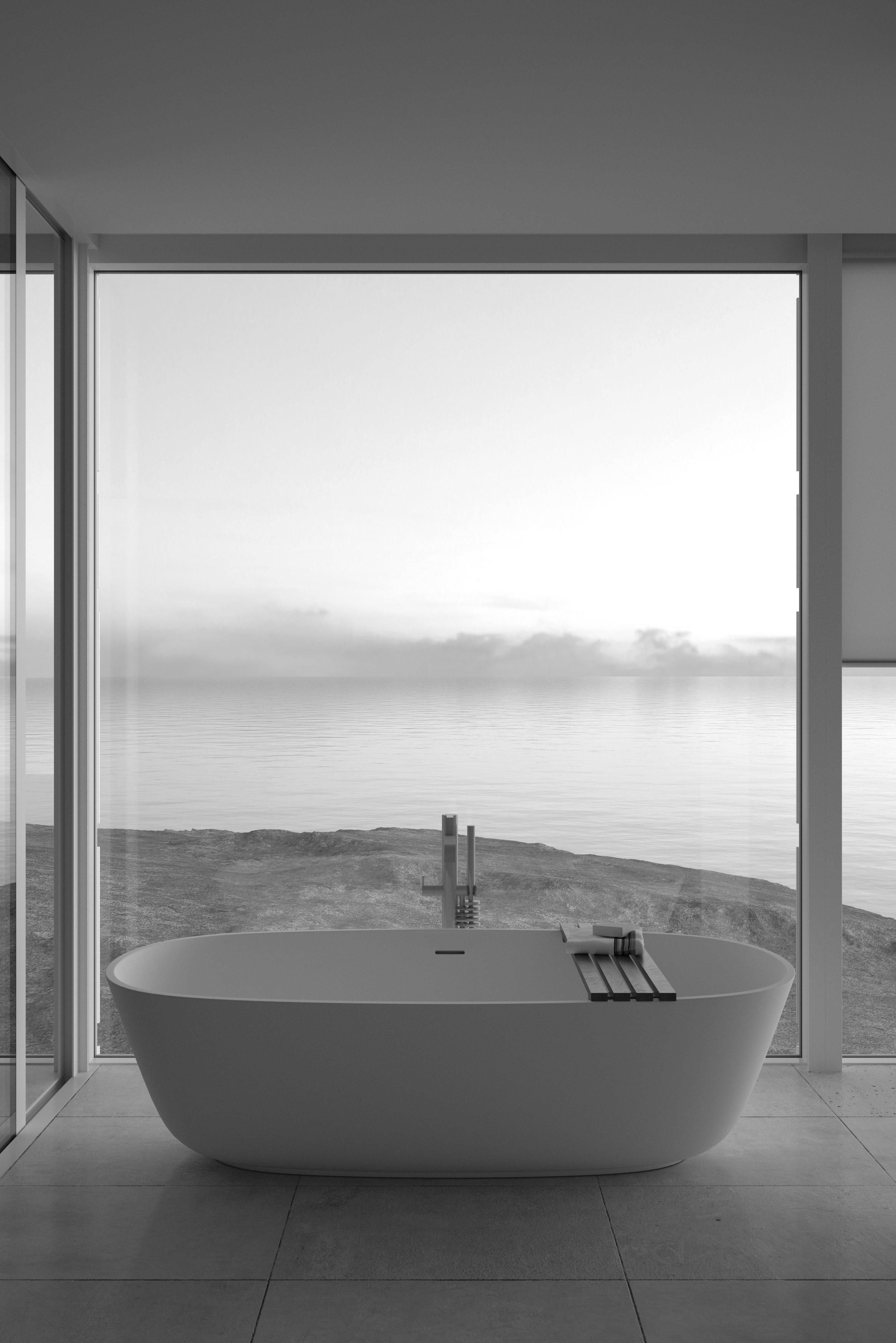 Bondi Beach House Competition | Bath Room