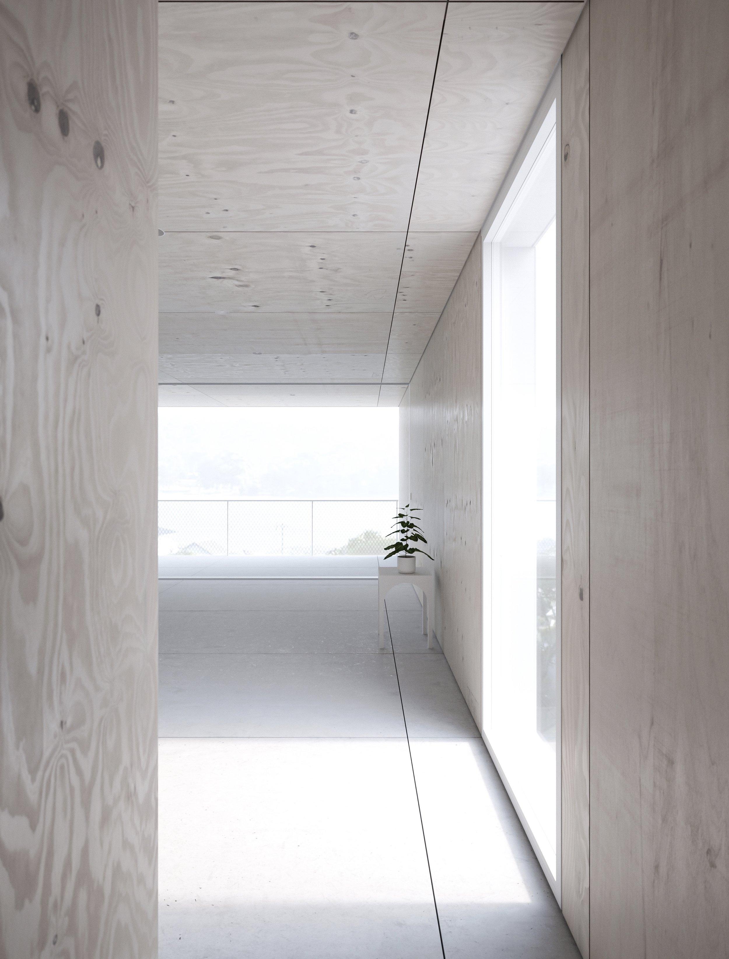 Burrill Lake House | Hallway