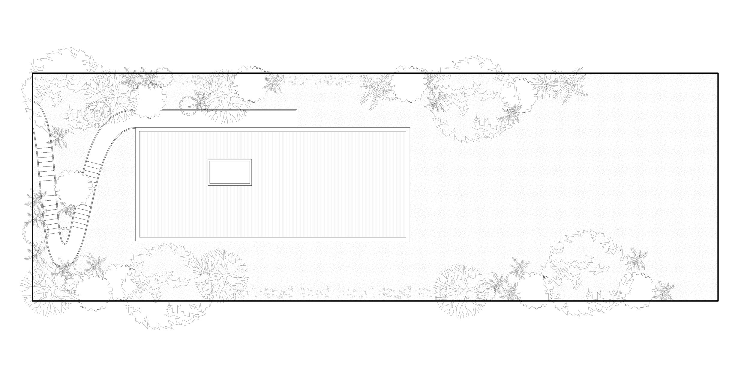 Burrill Lake House | Site Plan
