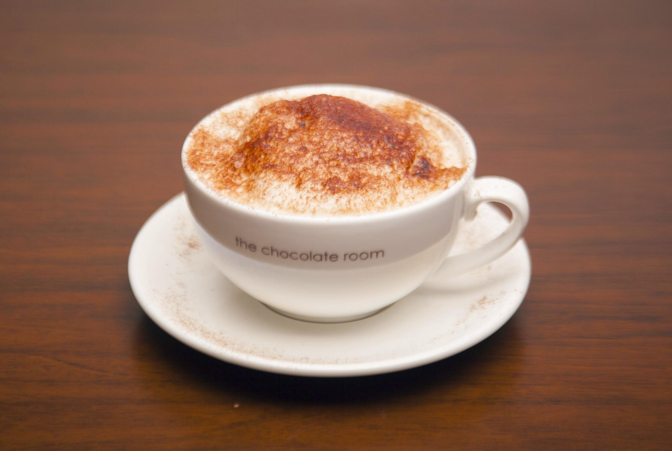 cappuccino-thechocolateroom
