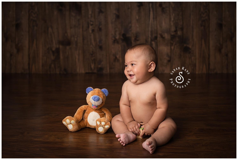 Richmond VA Baby Portraits www.sarahkanephotography.com