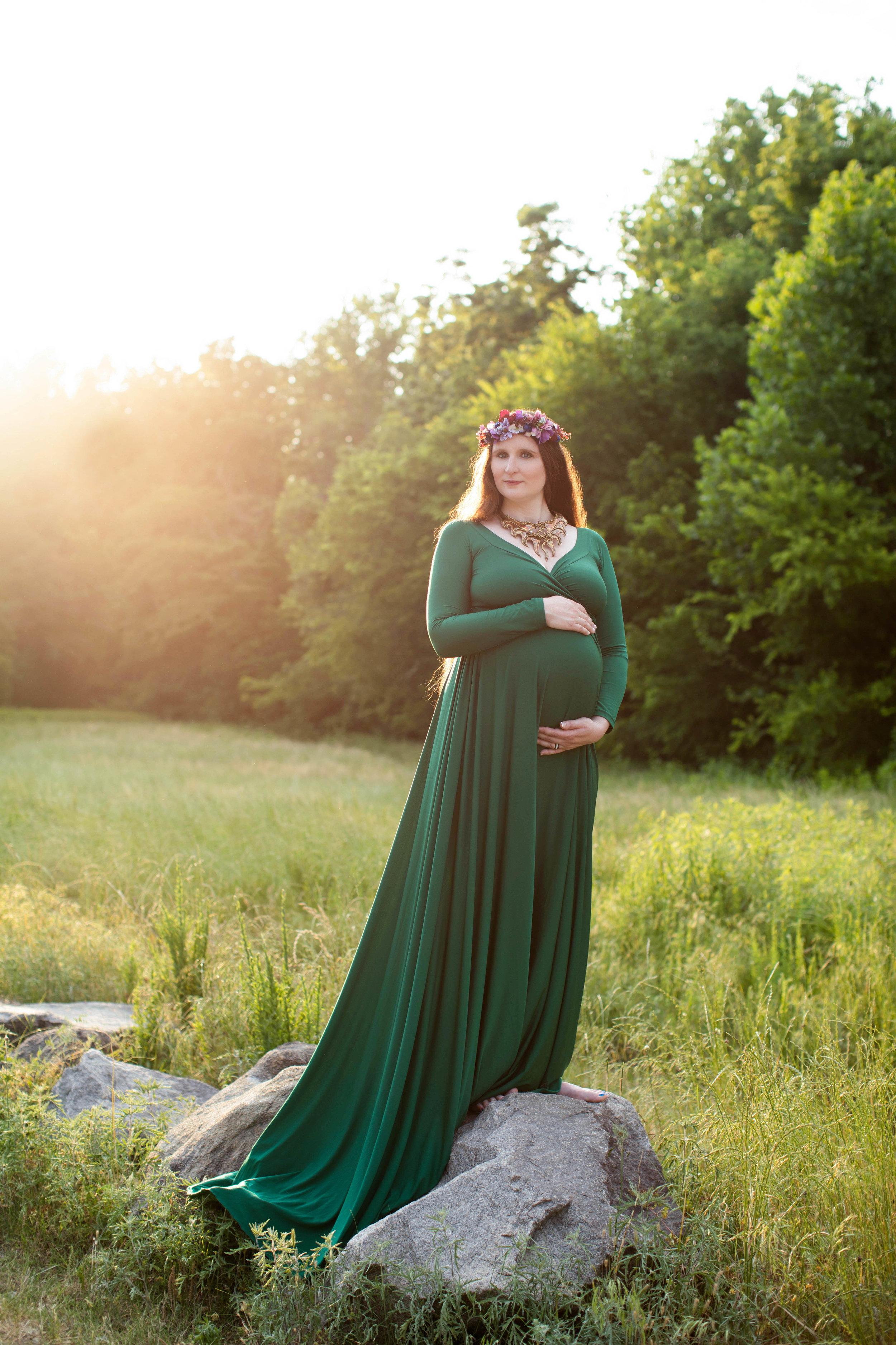 maternity portraits in Richmond va www.sarahkanephotography.com