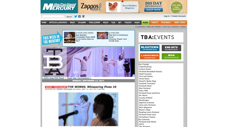 Portland Mercury Review