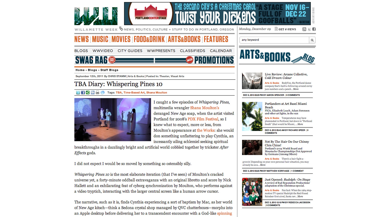 Willamette Week Review
