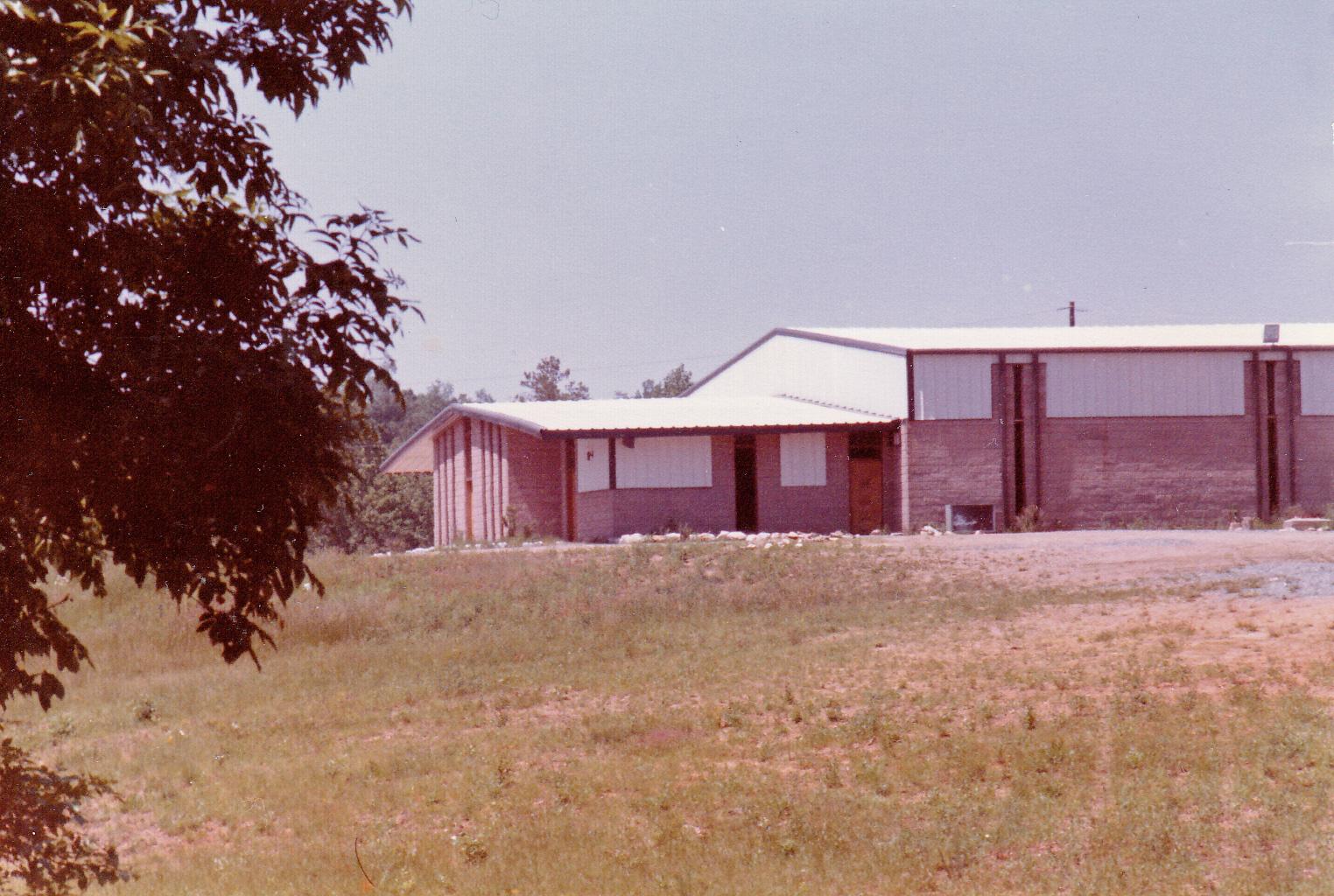 Temporary meeting place: Kannapolis, NC  October 23, 1983