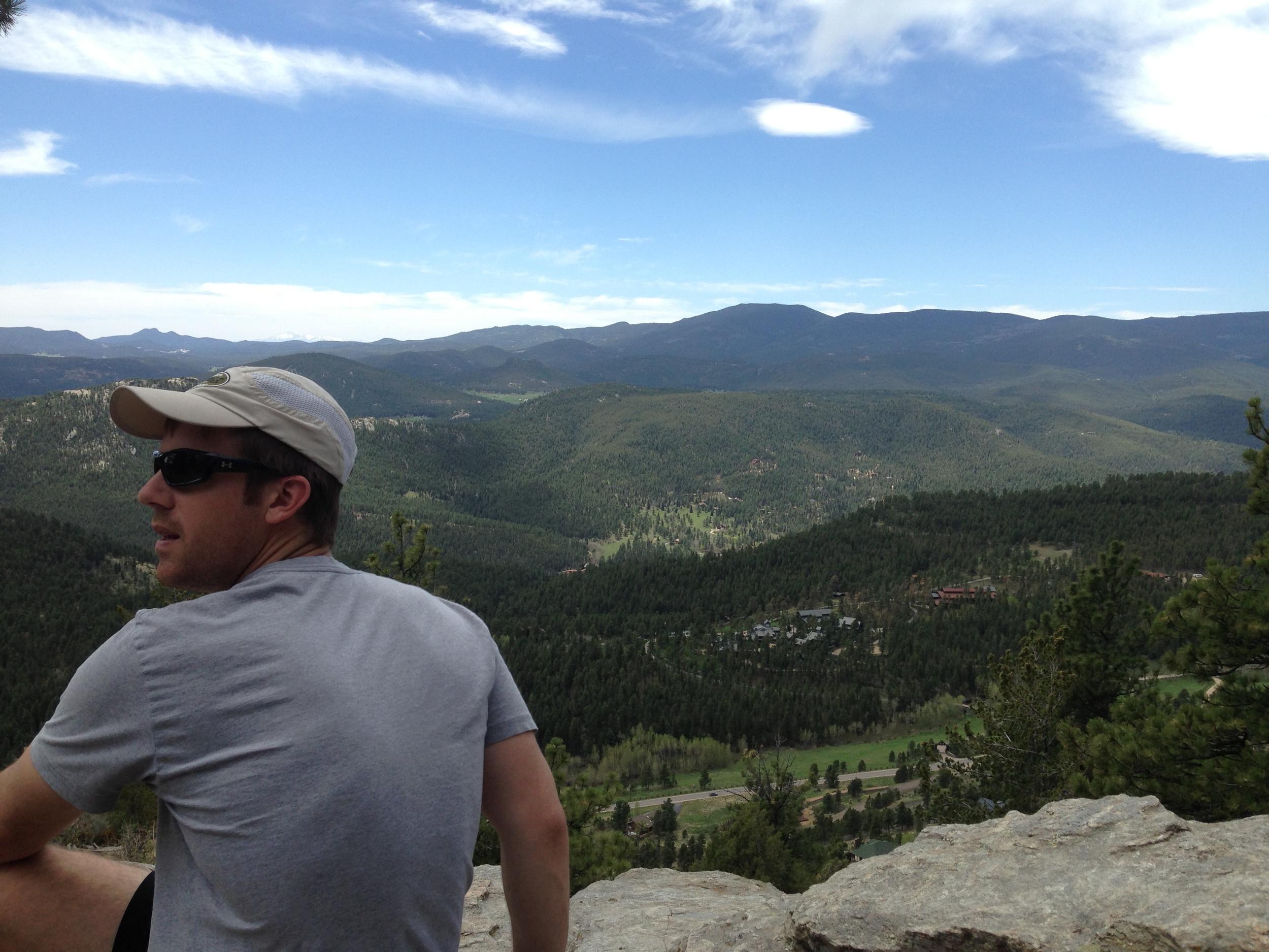 Todd_hiking_beautiful_green_scenery.JPG