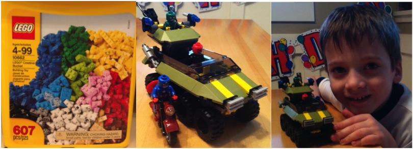 "Legos are ""advanced' building blocks."