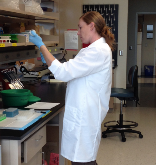 In addition to medical knowledge, laboratory skills are vital to the success of a post doctoral researcher.