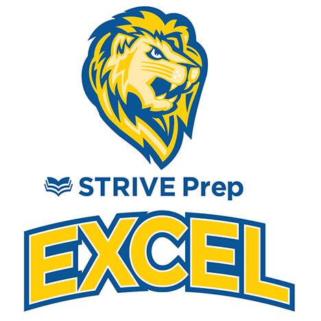 Strive Prep Excel Logo