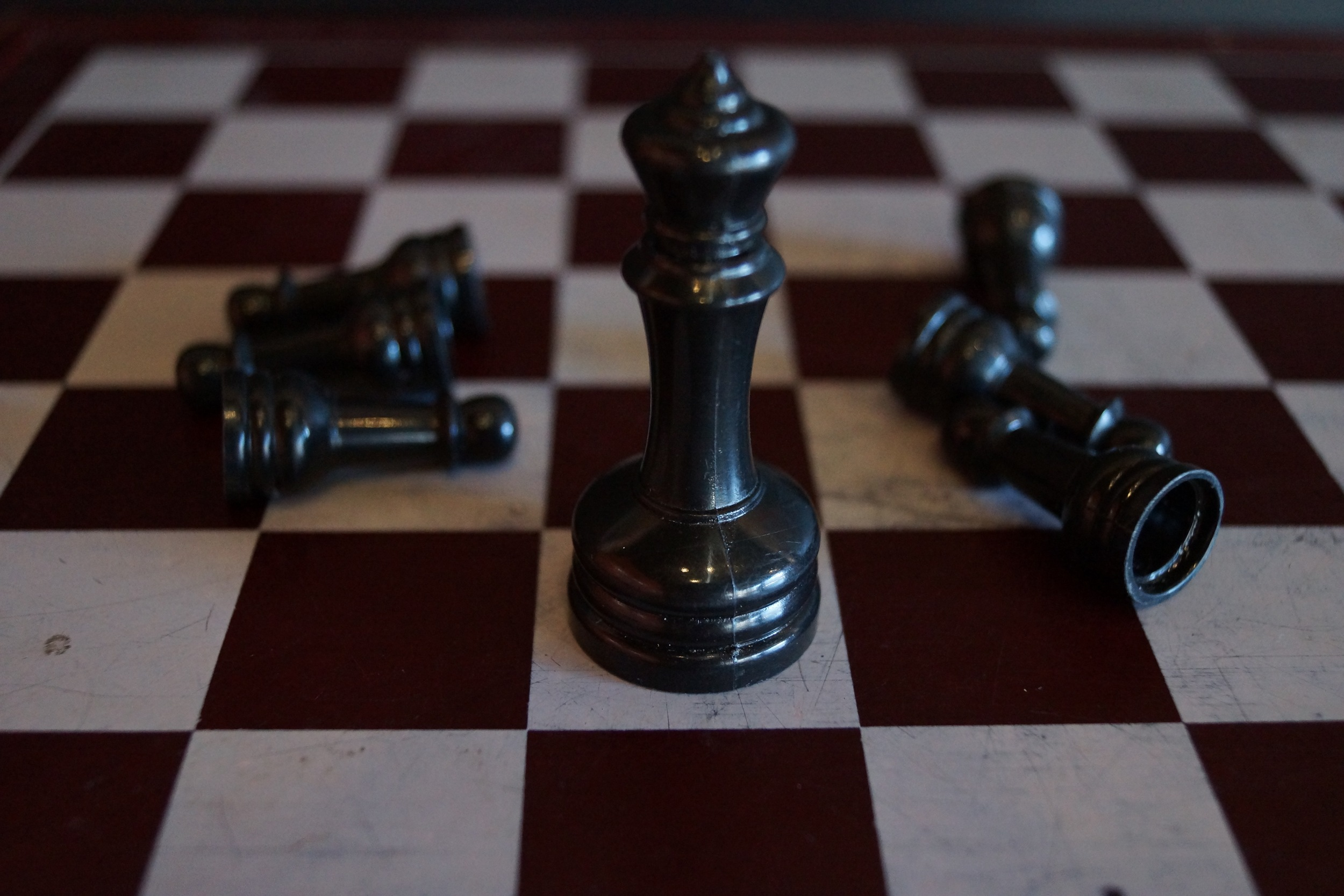 Remove the pawns to get to the king (fat) in the oxidative hierarchy
