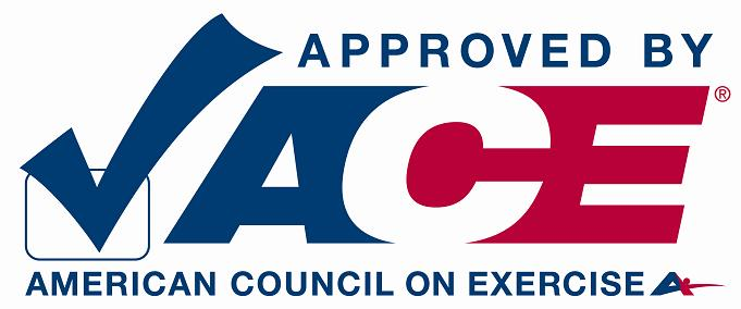 ACE Fitness Logo Approved Education Provider