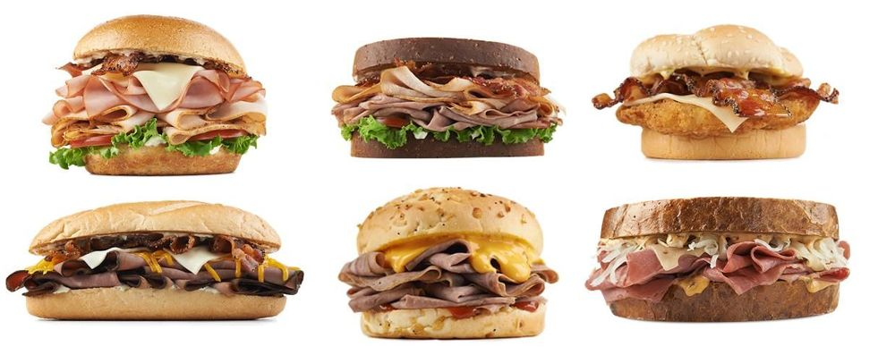 Arbys: We Have the Meats