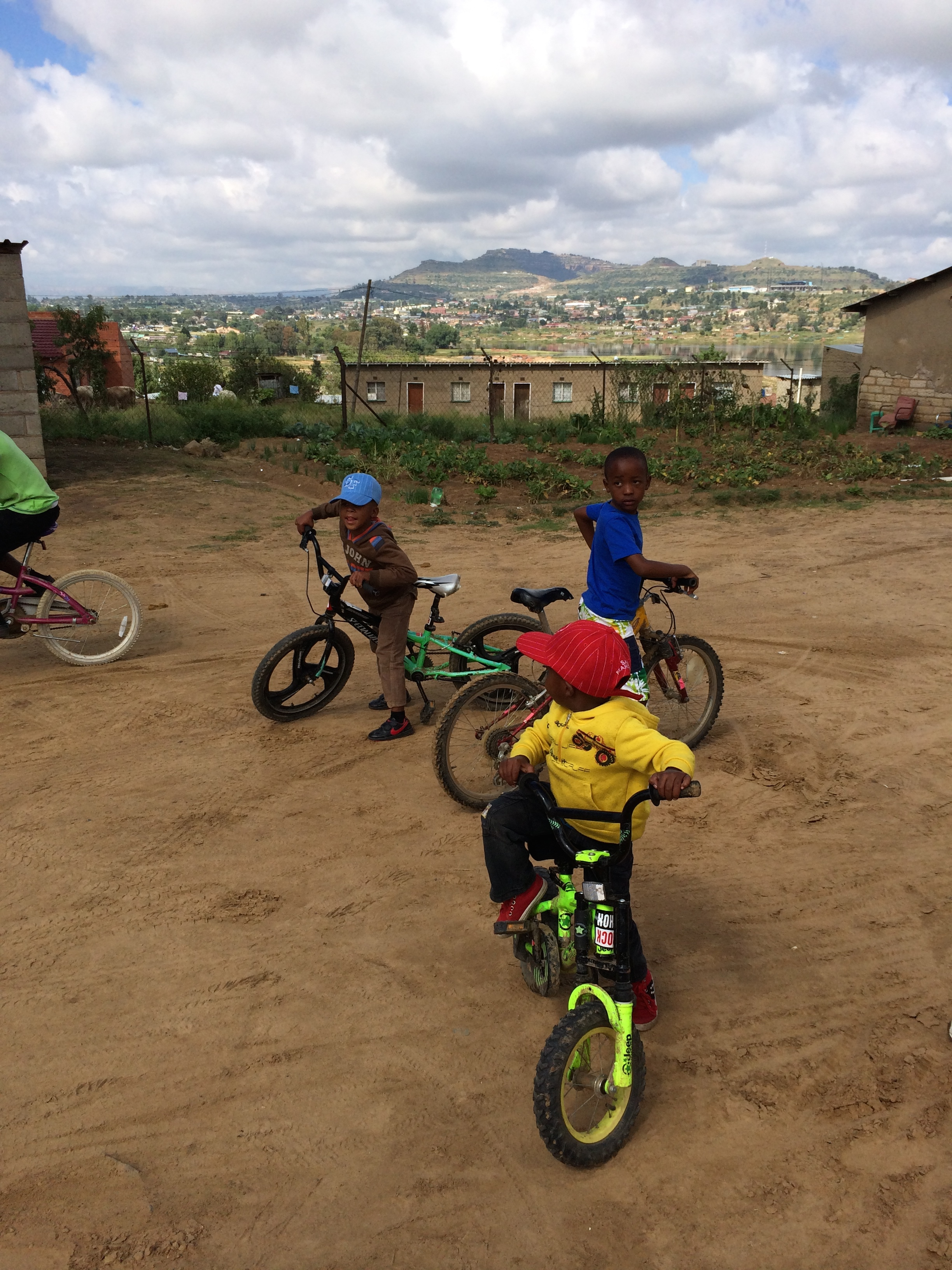The future of cycling in Lesotho looks bright.