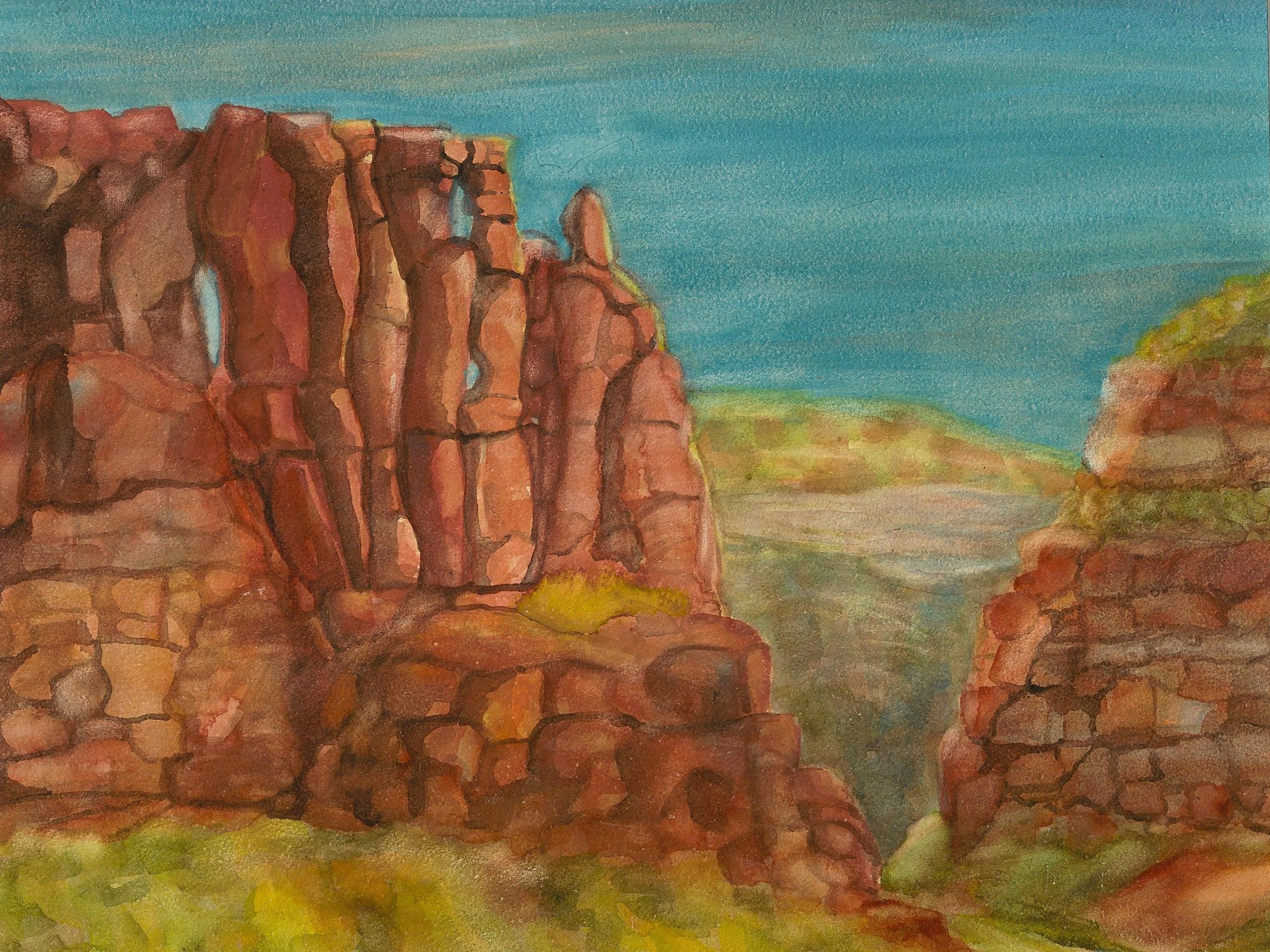 Mee Canyon