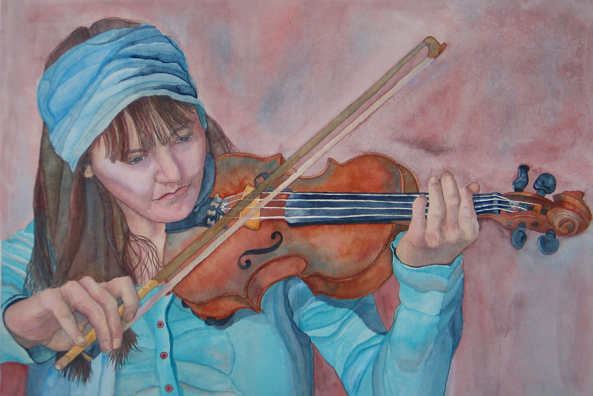 Rose Fiddler