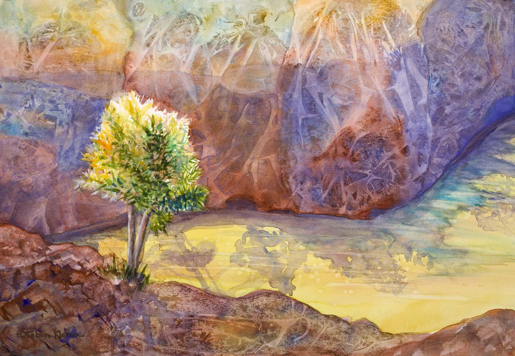 MORNING LIGHT/SUNRISE TREE