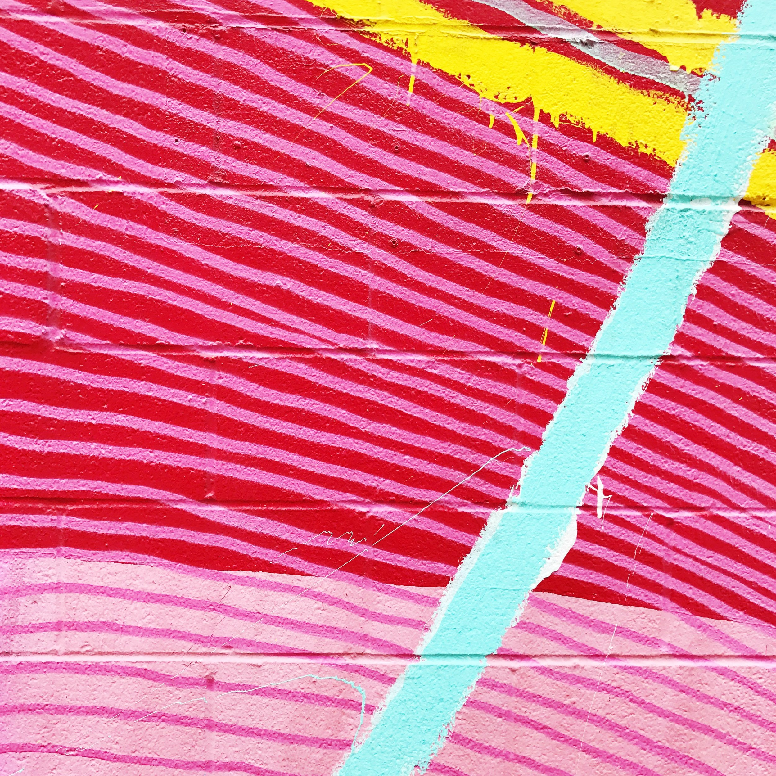 brightpinkredabstract