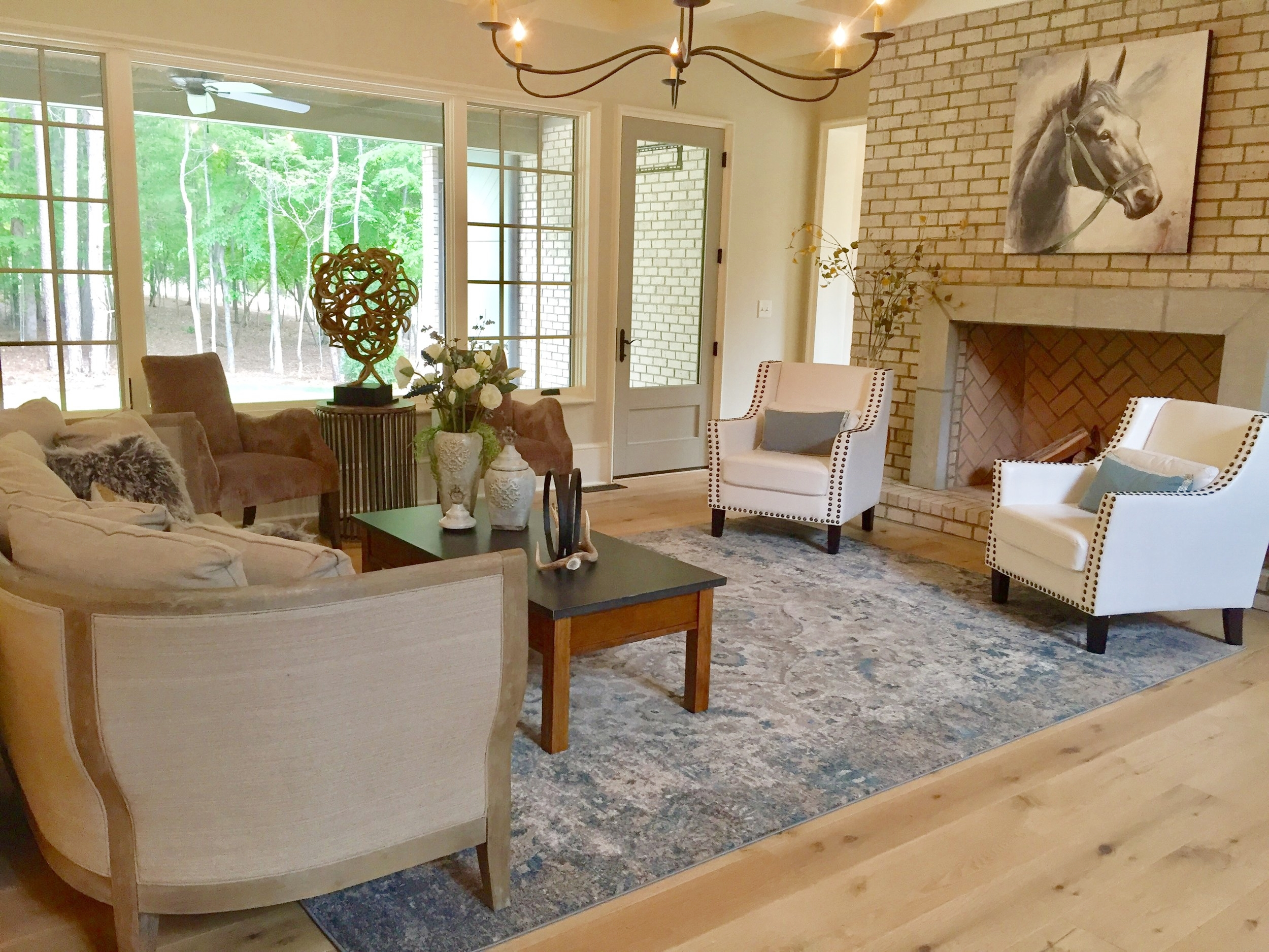 Home staging sells Charlotte homes