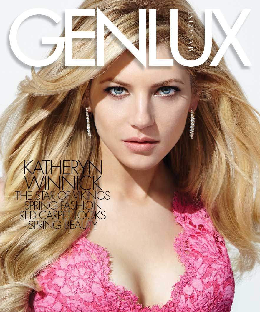 genlux spring katheryn winnick cover - test A