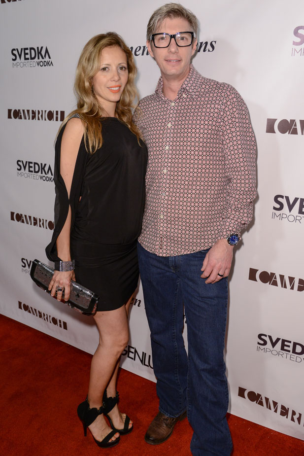 Mark and Leticia Willingham, owners of Carmen Steffens in the United States.