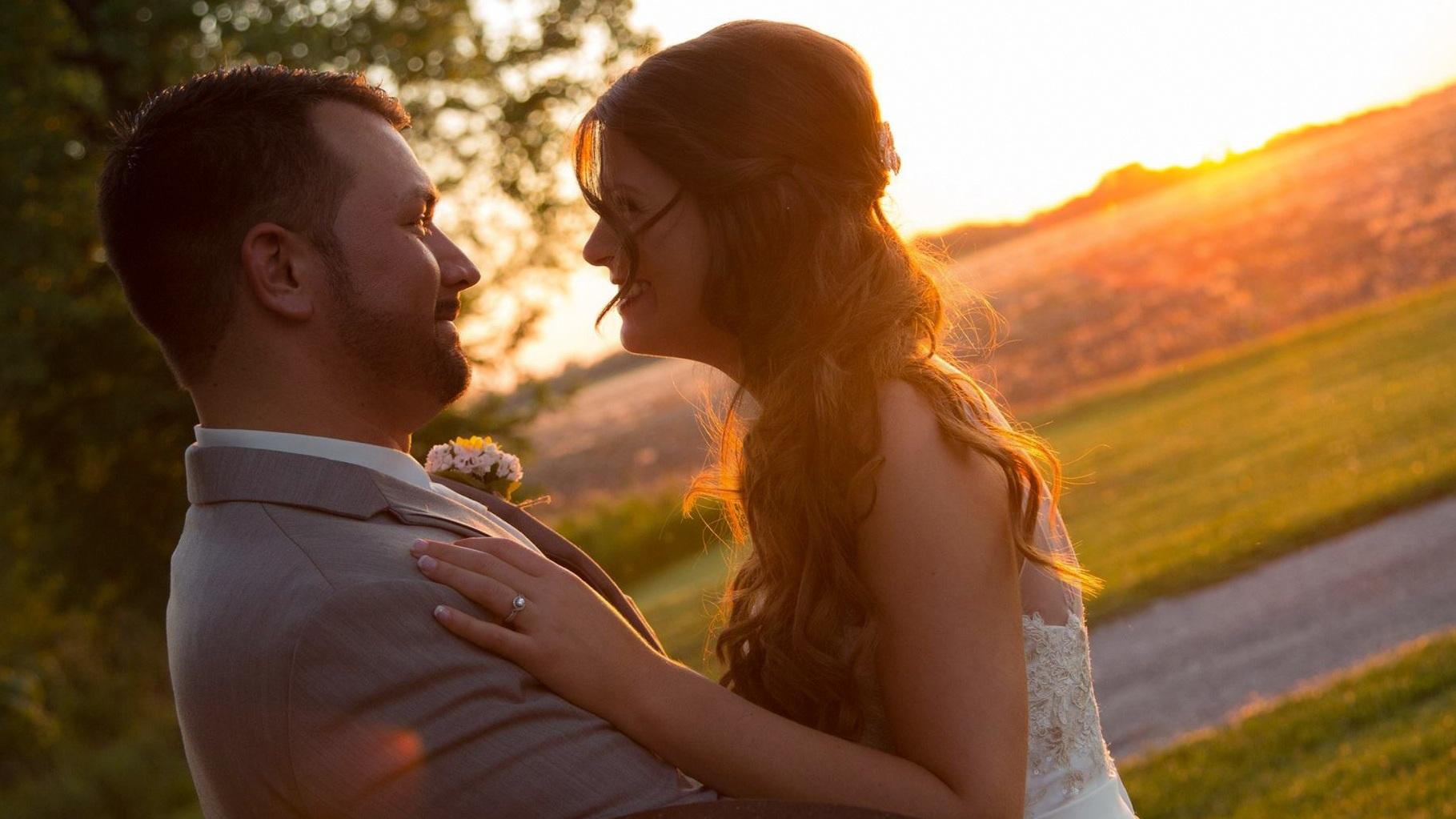 Brandon & Jessica - Married 5 / 13 / 2017