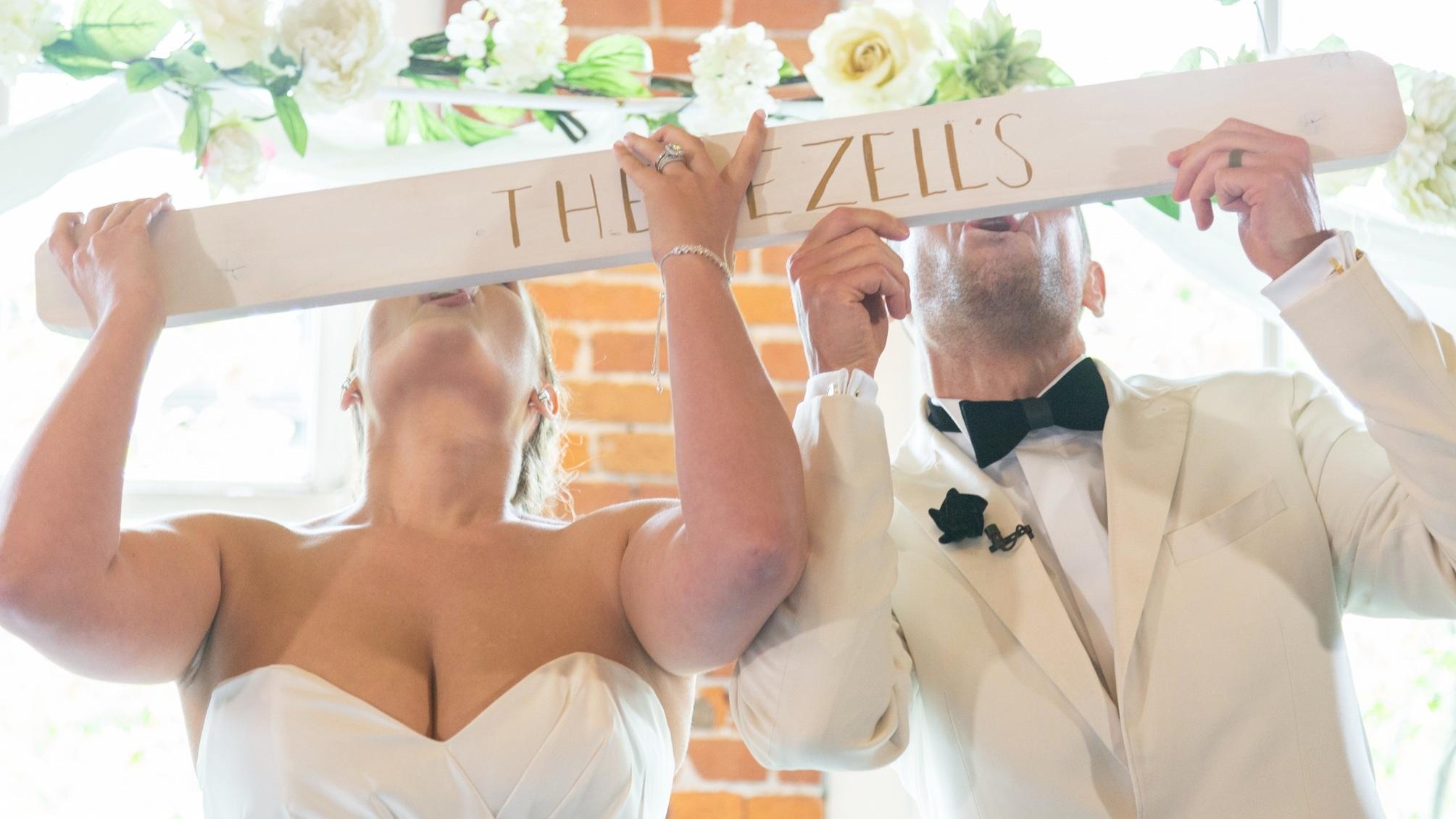 Glenn & Kayla - Married 4 / 27 / 2019