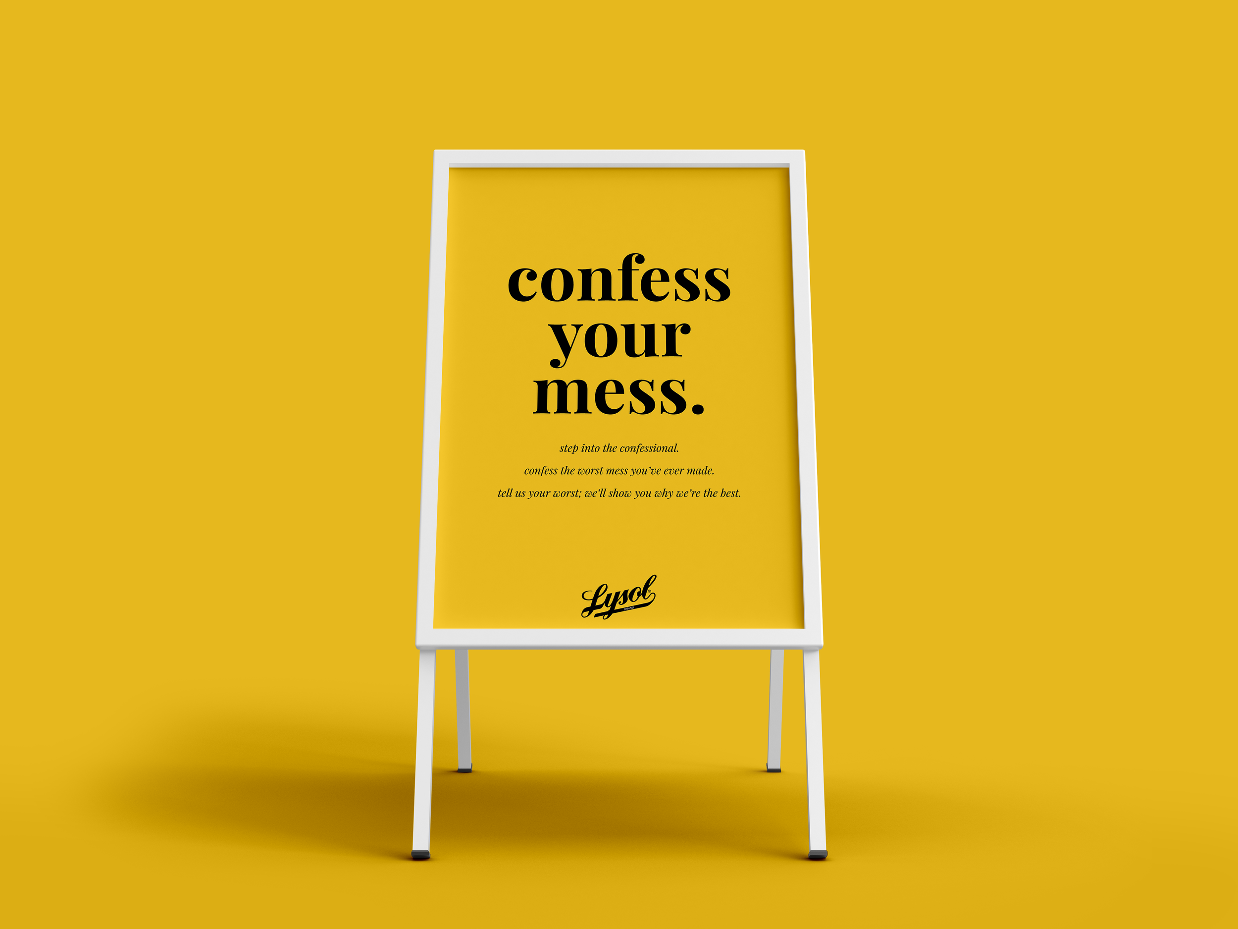 LYSOL CONFESSIONAL SANDWICH BOARD.png