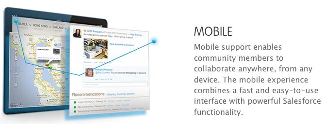 Communities Mobile UX