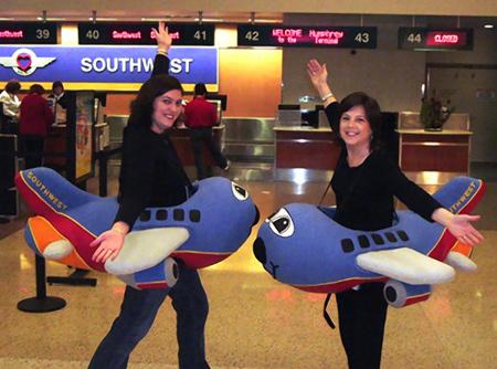 Southwest's Happy Employees