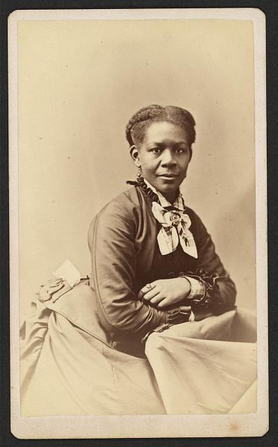African-American Woman Gladstone Collection LOC.jpg