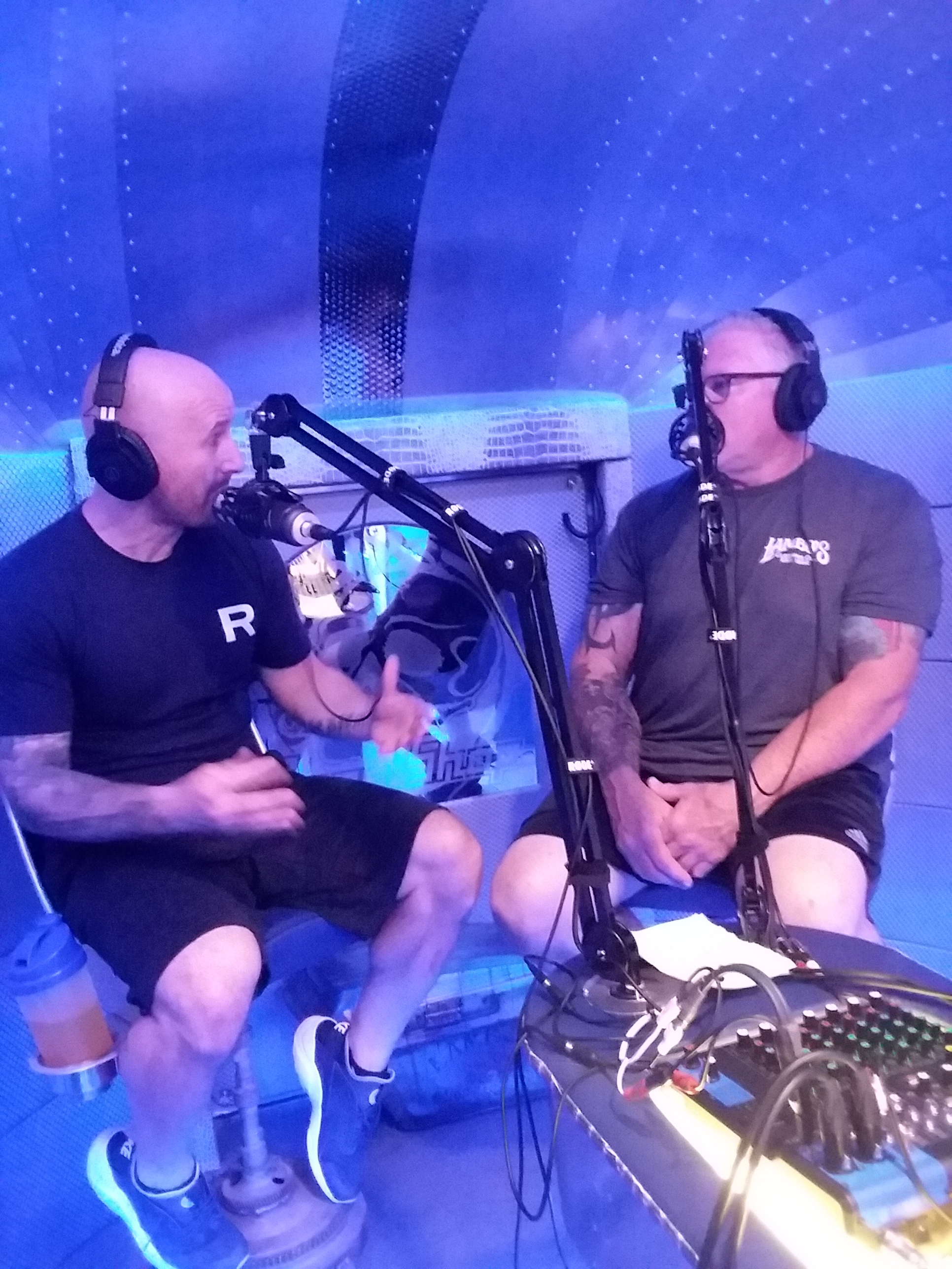 Darren Purcell - In this Roots episode of Lambos Social Club, Tommy talks with Darren Purcell a brilliant man who sees the inner beauty and potential in every one of his clients as a personal trainer, and owner of Train Smart Nashville.