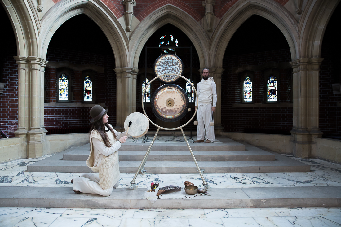 Sacred Sound Bath - St Augustine Events Centre