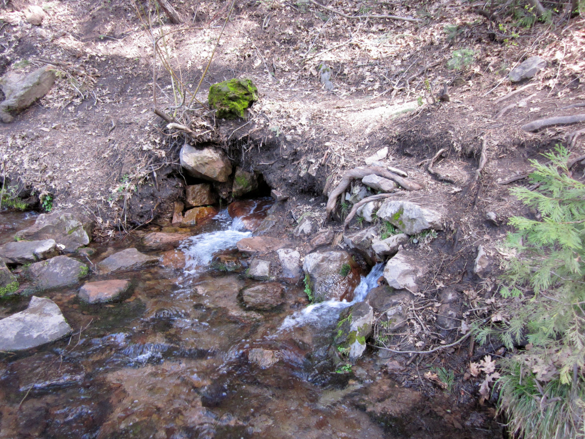 headwaters before
