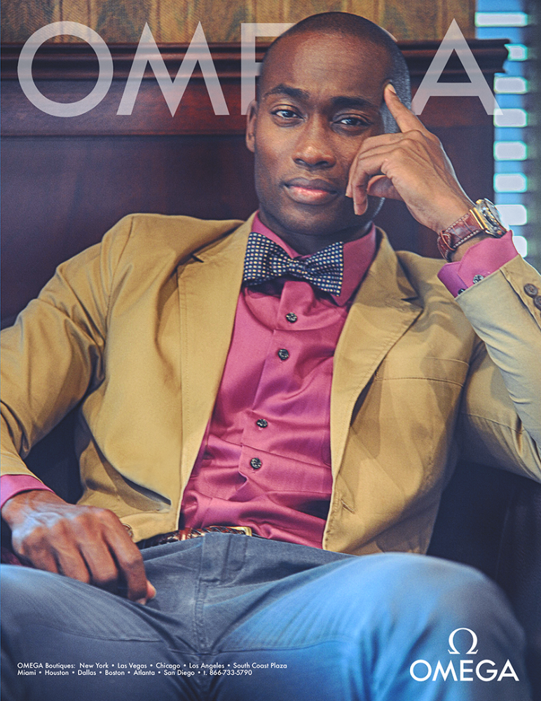 OMEGA by New York Fashion & Beauty Photographer - Antonio Martez