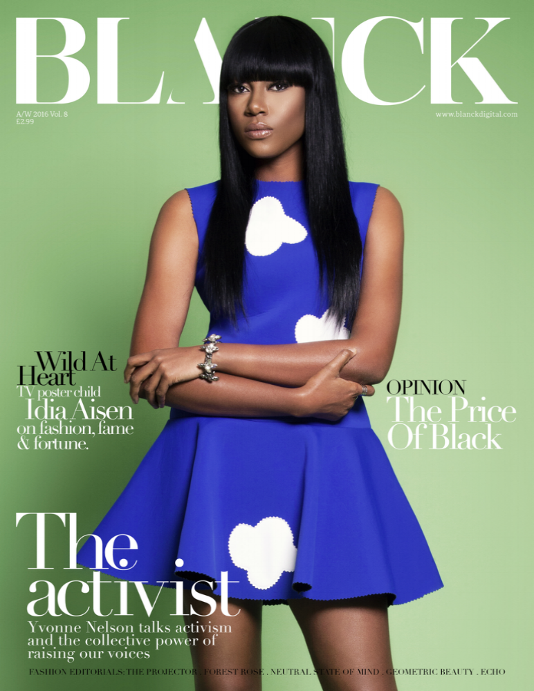 BLANCK MAGAZINE with Antonio Martez | Fashion & Beauty Photographer | NYC